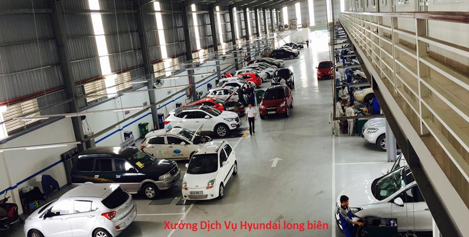 Giới Thiệu Về Hyundai Long Biên